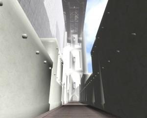 Bridge Town Street