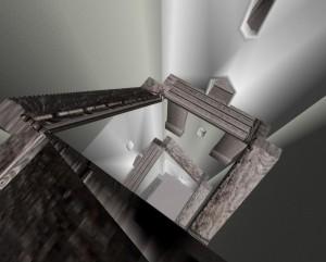 Bridge Town Tower Interior